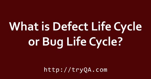 Pdf bug life cycle