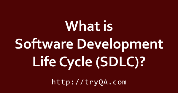 What are the Software Development Life Cycle (SDLC) phases?