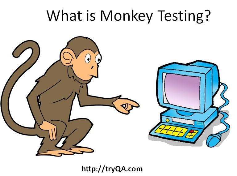 What is Monkey Testing?