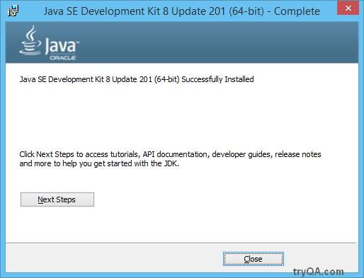 Download and Install Java Development Kit (JDK) in Windows
